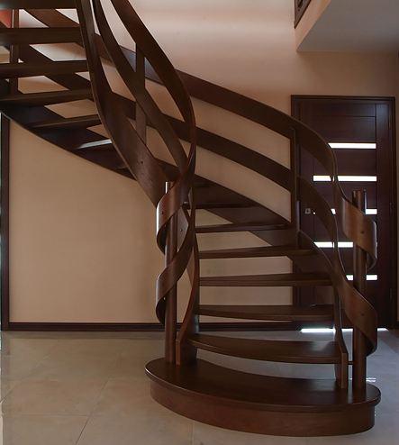treppe wendeltreppe wange spindeltreppe stufen edelstahl eiche buche holztreppe ebay. Black Bedroom Furniture Sets. Home Design Ideas